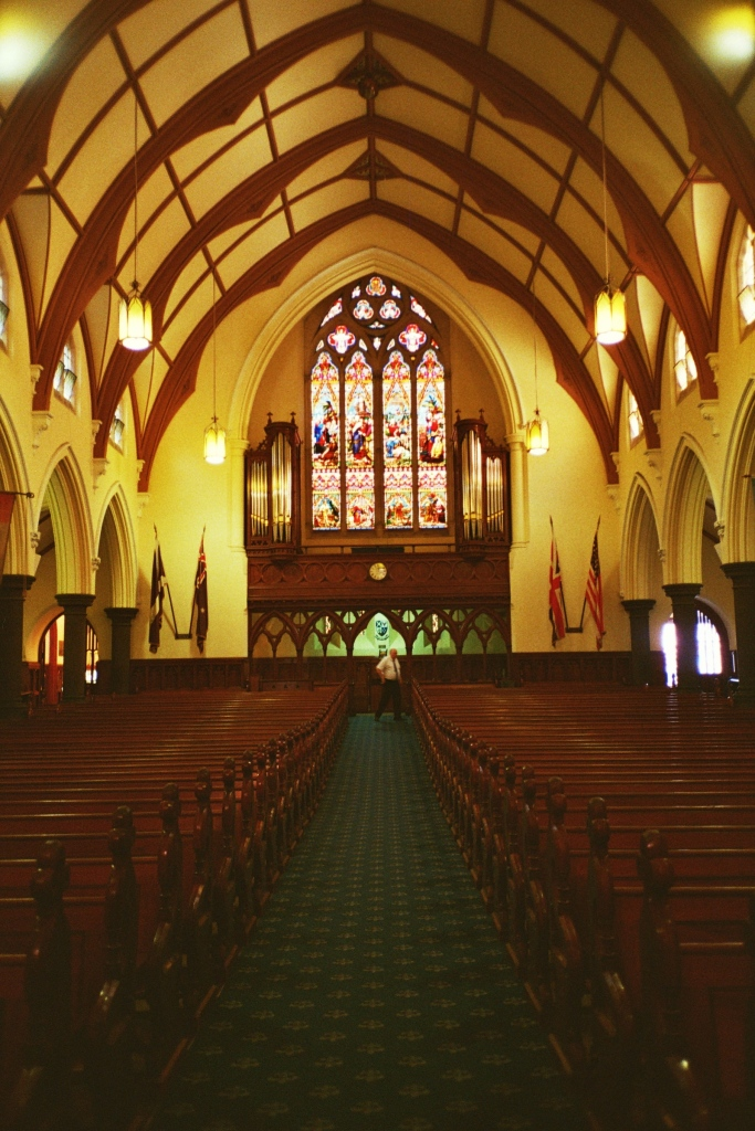 Scots' Church, Melbourne