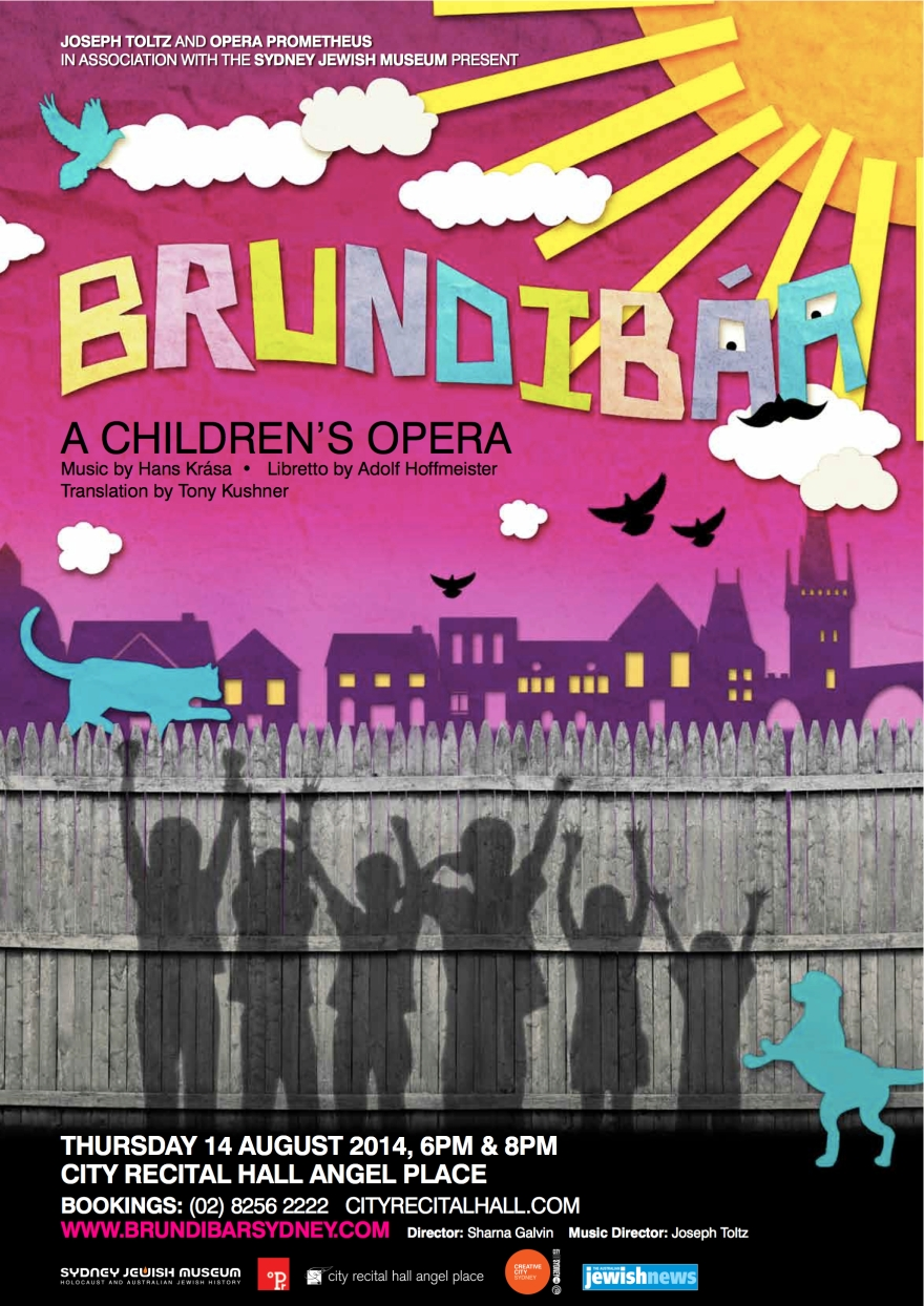 Brundibar—Opera Prometheus, Sydney.
