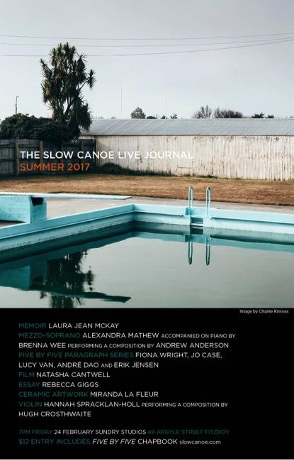 Slow Canoe